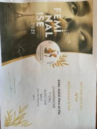 Concours Mondial des Féminalise 2021 : Champagne Grande Réserve