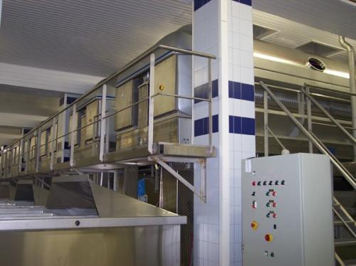 Pressoir Champenois-8000 kilos Inox-Coopérative de Coulommes