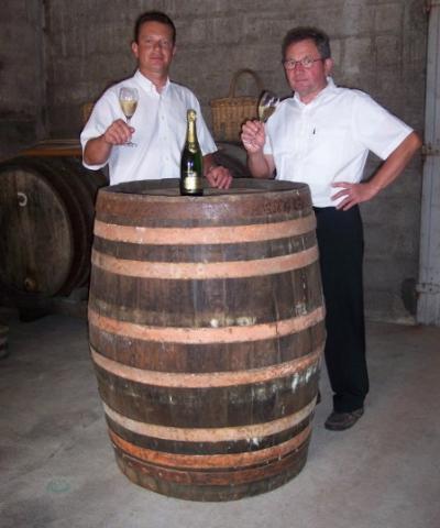 Damien et Jean Paul Augé