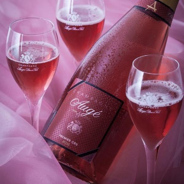 Champagne Brut rosé