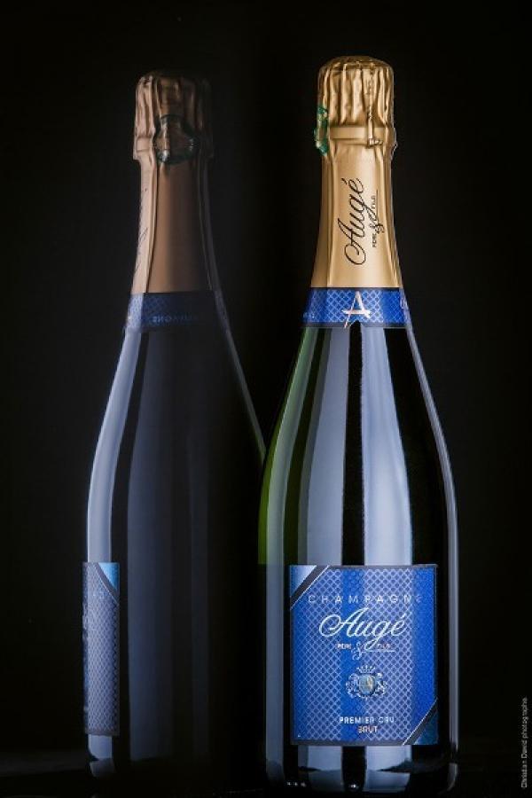 Champagne Demi-sec (dessert)